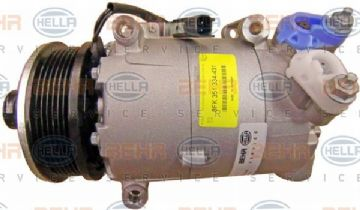 LR056300 Compressor - Air Conditioning  - Mahle ACP1364000P